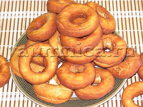 Пончики на сгущенке рецепт фото пошагово