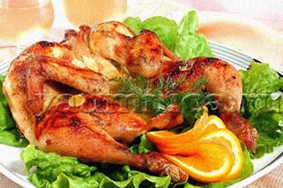 Цыпленок тапака рецепт