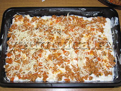как приготовить вкусную лазанью