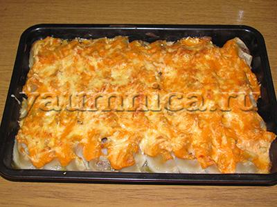 ригатони рецепт приготовления