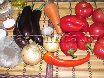 рецепт салата на зиму