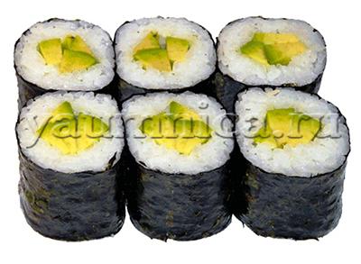Хосомаки рецепт с фото