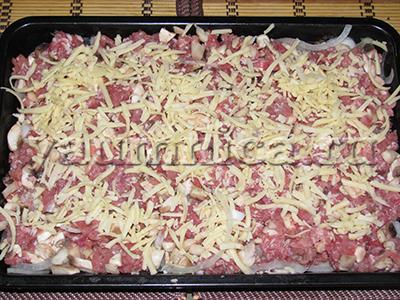 мясная запеканка рецепт