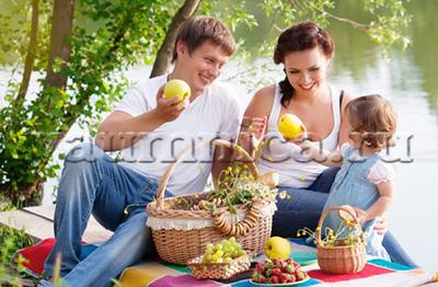 Поездка на пикник