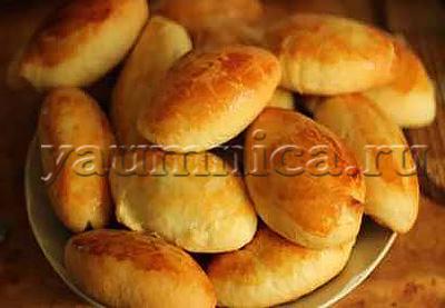 Рецепты пирожков с фото, как приготовить вкусные