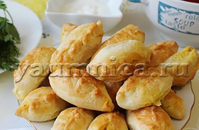закусочные пирожки