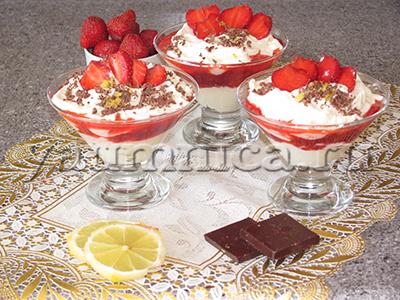 десерты рецепт