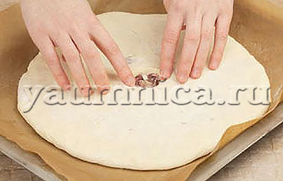осетинский пирог рецепт