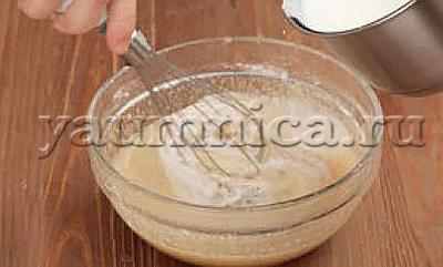 крем для пирога рецепт