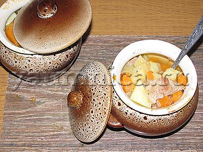 блюдо с тыквой рецепт