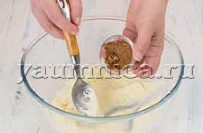 шоколадный крем рецепт