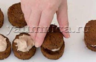 вкусный бисквит рецепт