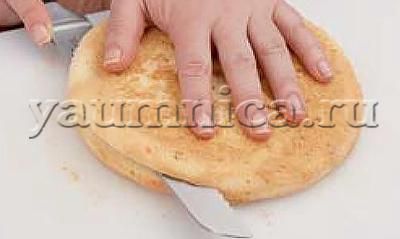 бисквитные коржи рецепт