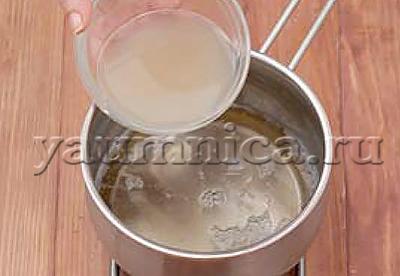 приготовление суфле