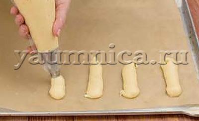 заварное тесто рецепт