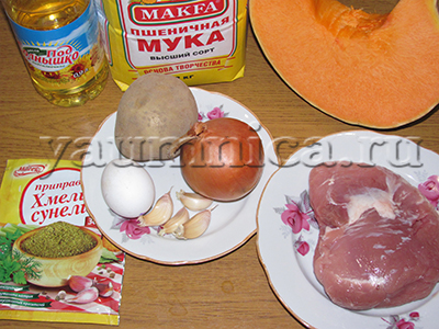 рецепт биточков