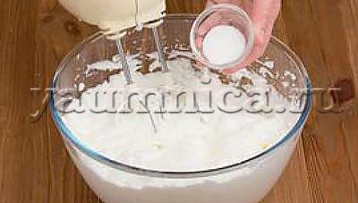 как приготовить пирожное дома