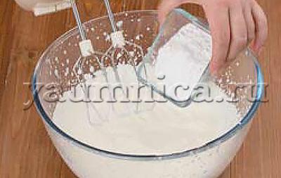 крем для пирожного рецепт