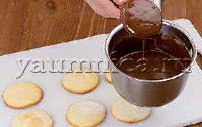 пирожное буше пошагово с фото