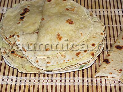 татарские лепёшки рецепт