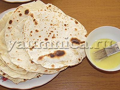 татарские лепёшки как приготовить