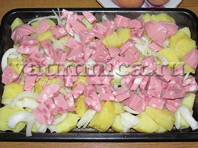 картофельная запеканка как приготовить