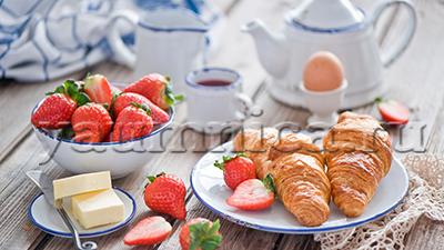 сладкий завтрак рецепты