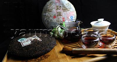 черный чай пуэр польза