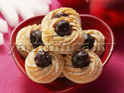 марципановое печенье рецепт