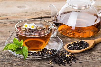 чай с мятой рецепт
