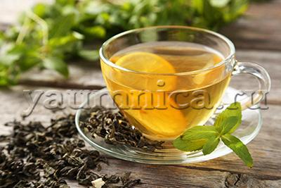 как приготовить зеленый чай с добавками
