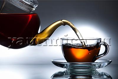 черный чай с добавками рецепты