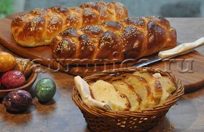 Армянский чорег рецепт