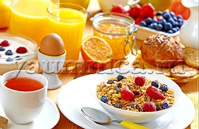 вкусные завтраки рецепты