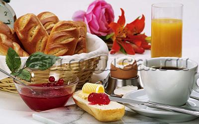 Завтраки с хлебом рецепт