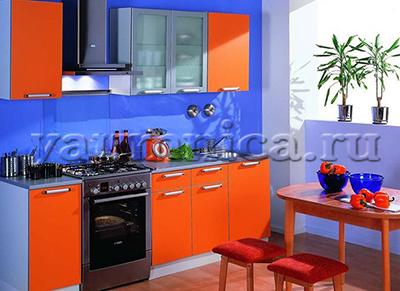 правильный выбор мебели для кухни