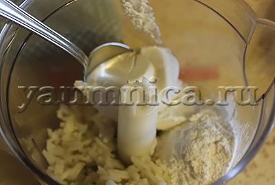 Десерт из клубники, рикотты и риса рецепт