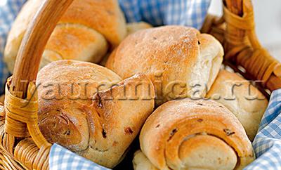 Домашние картофельные булочки из дрожжевого теста пошаговый рецепт с фото