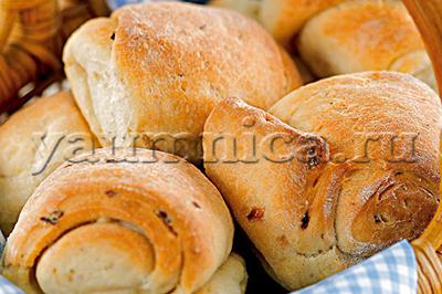 картофельные булочки с луком рецепт