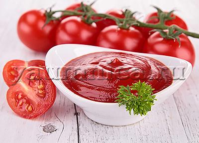 Домашний кетчуп на зиму рецепт