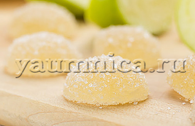 цитрусовый мармелад рецепт