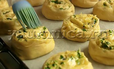 булочки с сыром рецепт