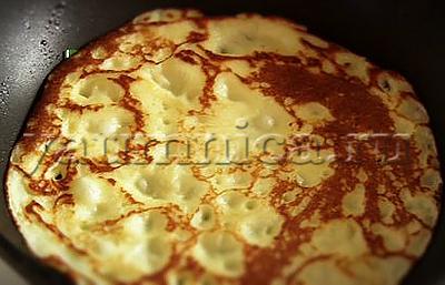 рецепт блинов из картофельного пюре
