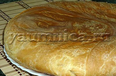 хачапури с сыром сулугуни простой рецепт