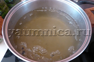маринад для огурцов рецепт