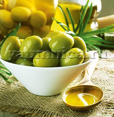 оливки польза