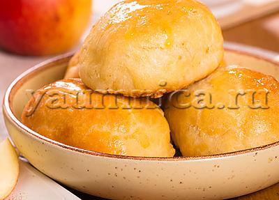 пирожки с яблоком рецепт