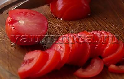 салат с овощами рецепт
