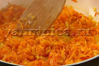 салат с морковью рецепт