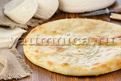 рецепт осетинского пирога
